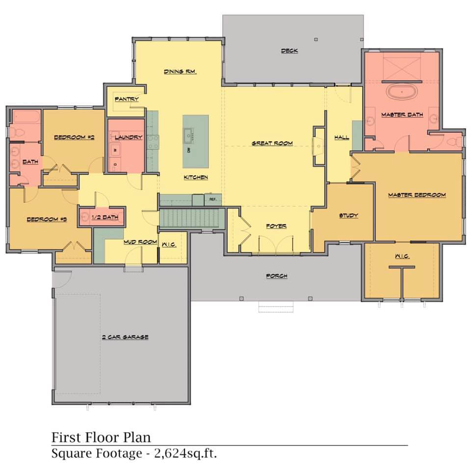 parade-first-floor-plan The Rinnovo (2,624 sq ft))
